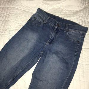 Cheap Monday Jeans - Cheap Monday ☠️ high rise denim jeans